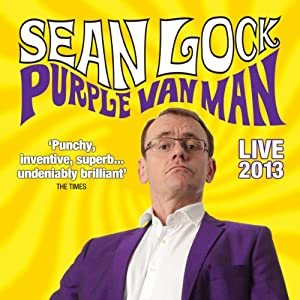 Sean Lock - Purple Van Man Live Speech