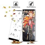 Besprotek Galaxy Note 8 Screen Protector, [2Pack] Tempered Glass Premium High Definition Clear, Anti-Scratch / Fingerprint