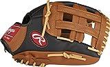Rawlings Prodigy Youth Baseball Glove, Regular, Pro H Web, 12 Inch