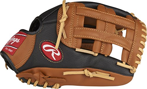 Rawlings Prodigy Youth Baseball Glove, Regular, Pro H Web, 12 Inch