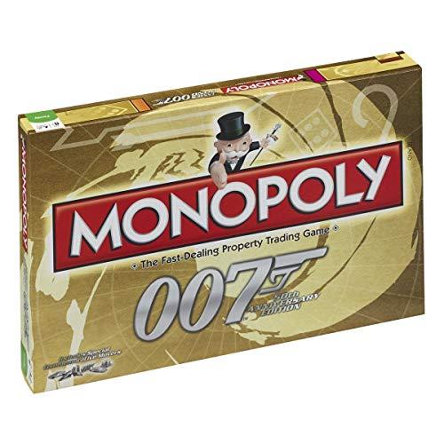 James Bond Monopoly: 50th Anniversary Edition