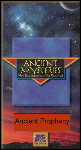 Ancient Prophecy (Ancient Mysteries Series: New Investigations of the Unsolved) VHS - Mall Oracle