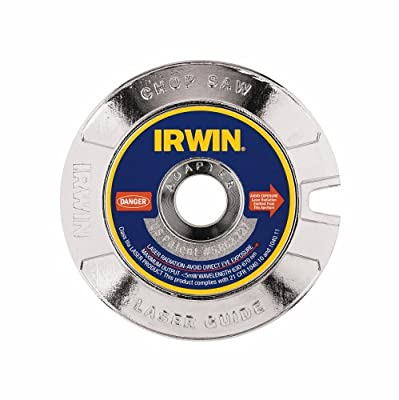 Irwin Industrial Tools 3061002 Abrasive Chop Saw Laser Guide