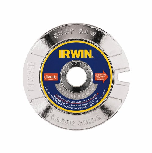 Laser Cutting Guide (Irwin Industrial Tools 3061002 Abrasive Chop Saw Laser Guide)