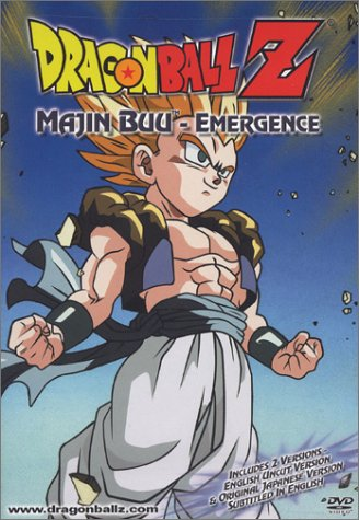 Dragon Ball Z - Majin Buu - Emergence by Funimation Prod