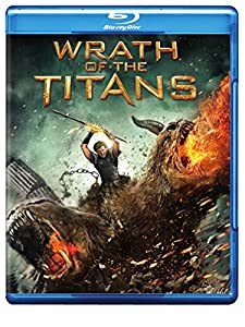 Cover Image for 'Wrath of the Titans'