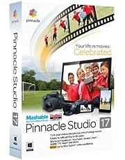 Vollversion Pinnacle Studio / Version 17 / Windows / Multi Language / CD Mini box
