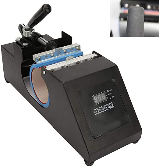 2in1 Cup Heat Press ZENY 2in1 Digital Cup Mug Heat Press Transfer Sublimation Machine