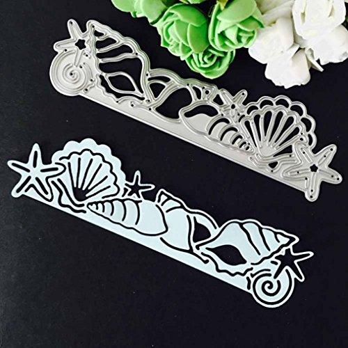 Die Cuts,Lookatool Metal Cutting Dies Stencils DIY Scrapbooking Photo Album Paper Card Gift LDM-521