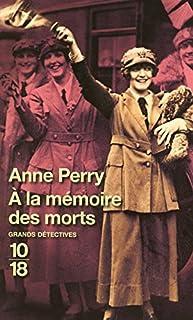 A la mémoire des morts, Perry, Anne