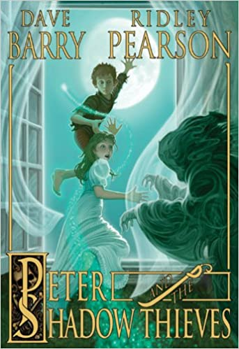Peter and the Shadow Thieves (Peter and the Starcatchers): Dave ...