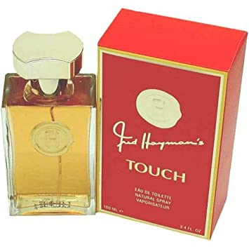 Touch By Fred Hayman For Women. Eau De Toilette Spray 3.4 Ounces