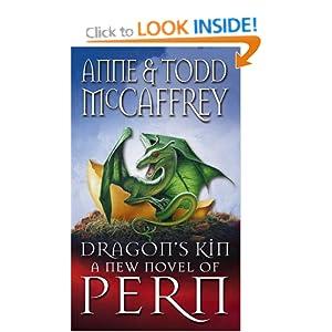 Dragon's Kin Anne Mccaffrey, Todd Mccaffrey