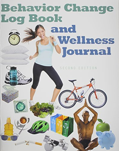 Behavior Change Log Book and Wellness Journal by Pearson Education (2012-01-18) ()