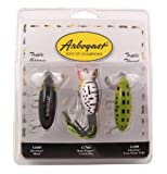 Arbogast Triple Threat, Outdoor Stuffs