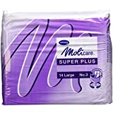 Molicare Super-Plus Briefs Size Large Pk/14