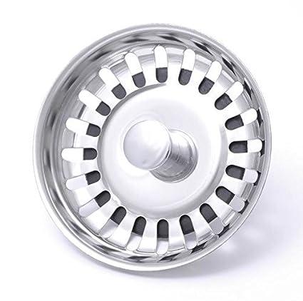 Kitchen Sink Strainer Waste Plug (McAlpine bwstss-top ...