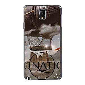 Samsung Galaxy Note3 Rqd17468fZLx Allow Personal Design Vivid Lunatica Band Skin Best Cell-phone Hard Covers -InesWeldon