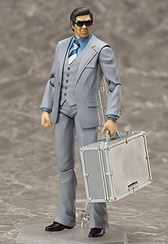 Kogure Kenzo Figma Action Figure Diamond Comic Distributors MAR169177 FREEing Seibu Keisatsu