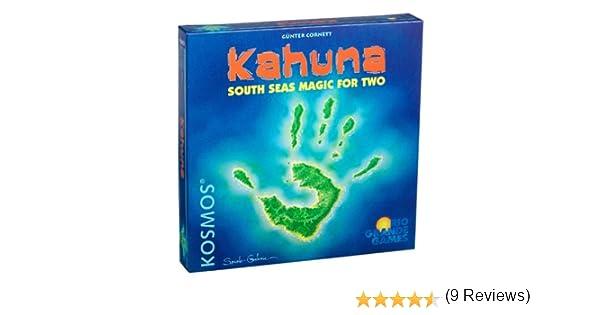 Kahuna: Burkhardt, Gunter: Amazon.es: Juguetes y juegos