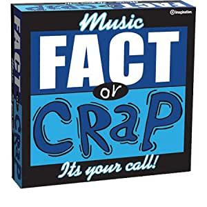 Fact or Crap: Music