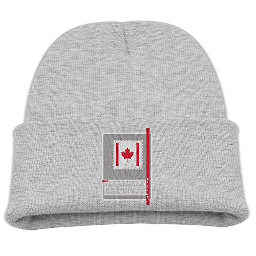 Costumes Custom Canada Mascot (WQ UNIQUE Winter Warm Cap Boy Girl We Are North Raptor Slogan Canada Maple)