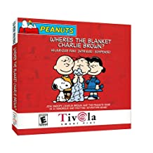 Peanuts: Where's the Blanket, Charlie Brown? (Jewel Case)