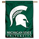 Michigan State University Spartans House Flag Review