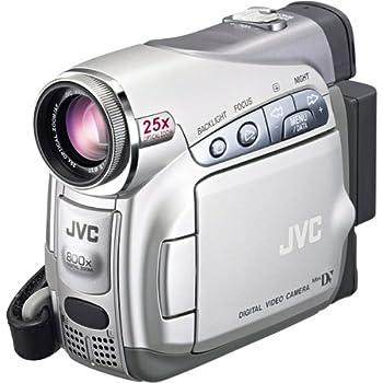 amazon com jvc gr d250 minidv camcorder w 25x optical zoom rh amazon com jvc gr-d240ek mini dv camcorder manual JVC Mini DV Digital Camcorder
