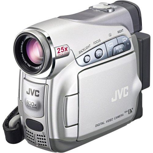 amazon com jvc gr d250 minidv camcorder w 25x optical zoom rh amazon com Digital Video Camera JVC GR Da30u Digital Video Camera JVC GR Da30u