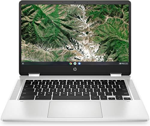 HP Chromebook x360 14a-ca0005sa 14 inch 1920 x 1080 pixels Touchscreen Intel® Celeron® 4 GB 64 GB