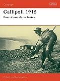 Gallipoli 1915: Frontal Assault on Turkey (Campaign, Band 8)
