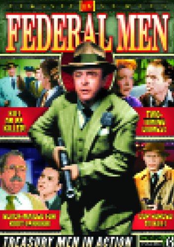 UPC 089218661395, Federal Men, Volume 6
