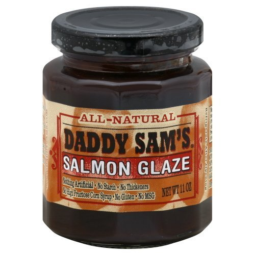 (DADDY SAMS GLAZE SALMON 11OZ CASE OF-6 by Daddy Sam's)