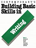 Building Basic Skills in Writing, Sax, 0809258803