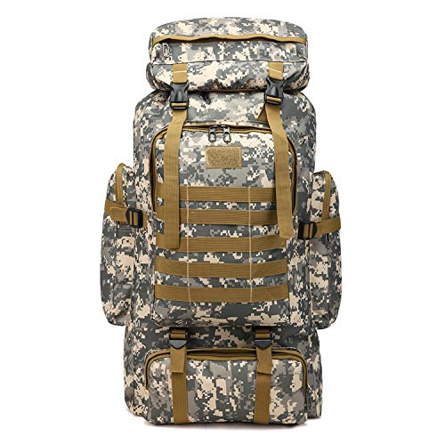 PULUSI Capacity Camouflage Waterproof Travelling product image