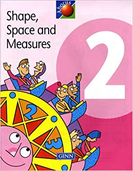 Book New Abacus Year 2: Shape, Space and Measures (New Abacus)