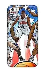 Ultra Slim Fit Hard AndrewTeresaCorbitt Specially Made Case For Iphone 5/5S Cover Philadelphia 76ers Nba Basketball (13)