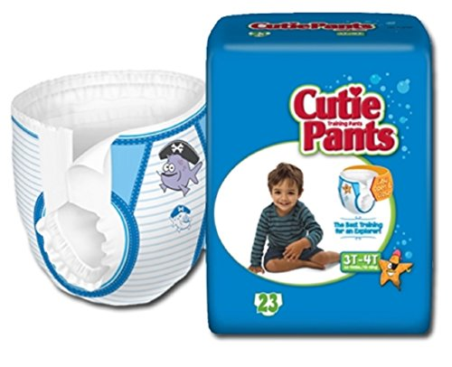 Cuties® Training Pants for Boys - Case/92 )