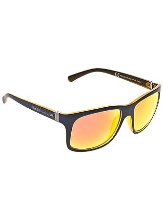 Herren Sonnenbrille Red Bull Racing Eyewear Rbr271 black rubber Sonnenbrille 2MV0Vjj5a