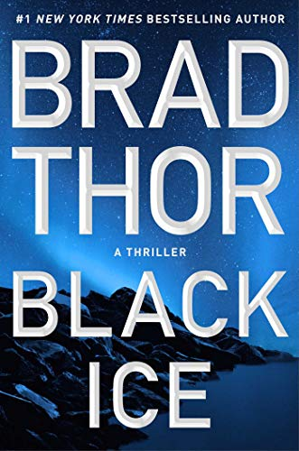 Book Cover: Black Ice: A Thriller