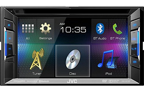 jvc touch screen car stereo - 2