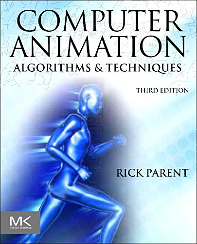 Computer Animation: Algorithms and Techniques by Morgan Kaufmann Publishers