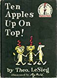10 apples up on top - [ { { Ten Apples Up on Top! } } ] By Dr Seuss( Author ) on Mar-12-1961 [ Hardcover ]