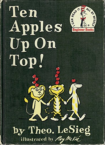 10 apples up on top - 3