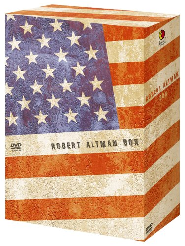 ロバートアルトマン BOX [DVD] B000CST6ZA
