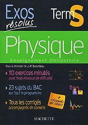 Physique Tle S : Enseignement obligatoire