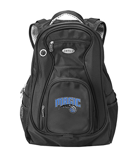 NBA Orlando Magic Travel Backpack, 19-Inch, Black