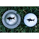 Tin Cup Razor's Edge Golf Ball Marking Stencil, Steel