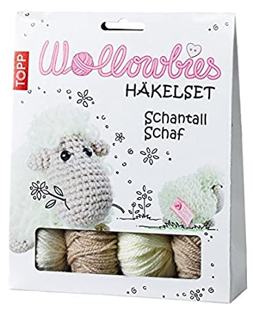 Wollowbies Häkelset Schantall Schaf Anleitung Steckbrief Und